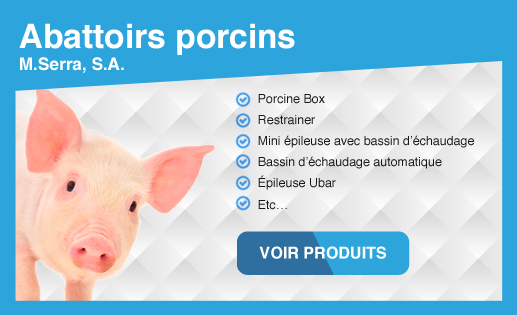 Abattoirs porcins