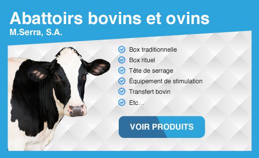 Abattoirs bovins et ovins