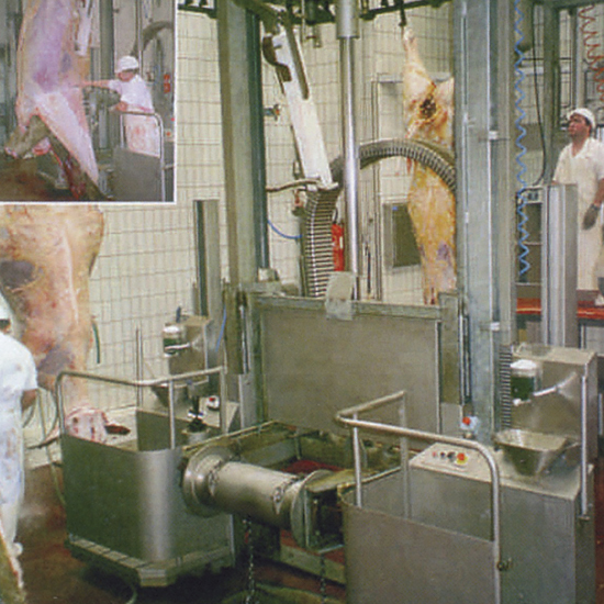 Escorxadora de bestiar vaquí DHB-300