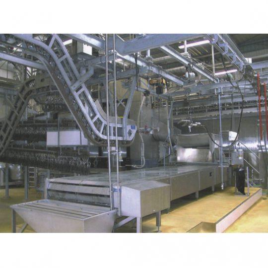 Different level conveyor