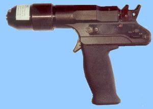 Pistola de sacrifici
