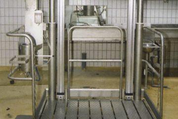 Plataforma elevadora modelo STR