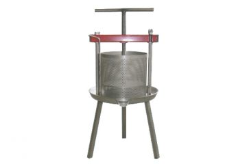 Manual rind press