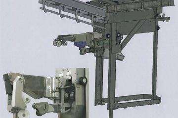 FPC-1000 slicing machine