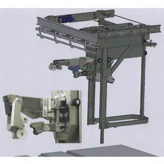 Máquina para esquinar tipo FPC-1000