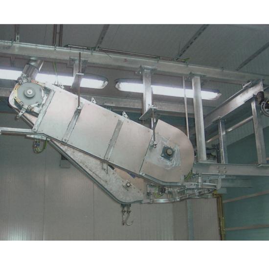 Muelle carga-descarga